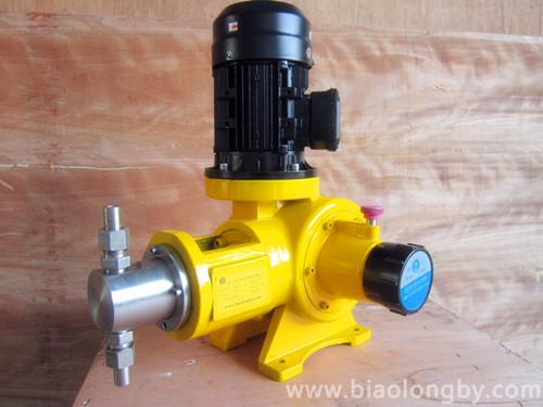JZ1.6Ⅱ 耐高温柱塞式计量泵